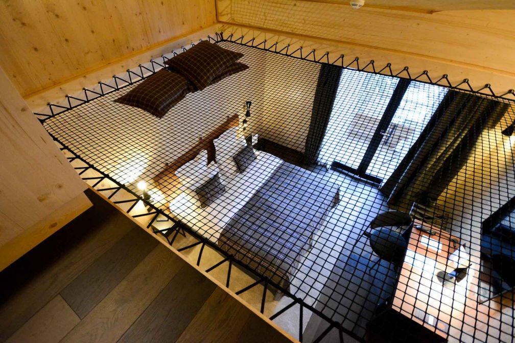Vue d'une Suite Duplex © Emmanuel Laveran
