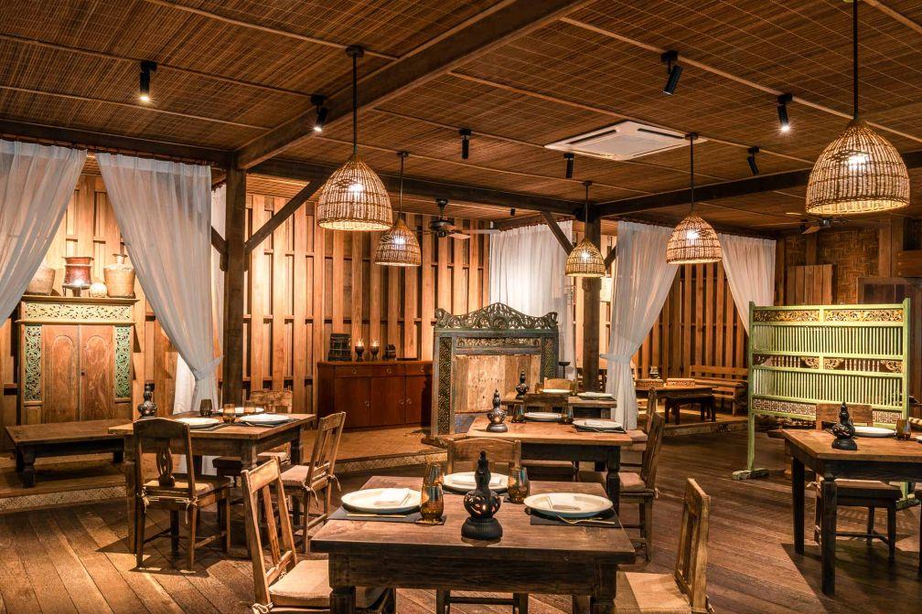 Le restaurant de cuisine malaisienne The Gulai House © DR