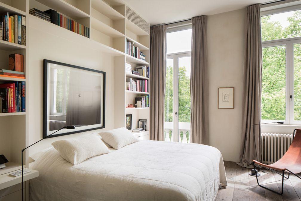 Un duplex comme dans les magazines de déco... © Graanmarkt 13