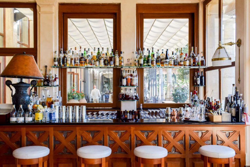 Le bar littéraire, où de nombreux écrivains avaient jadis leurs habitudes © YONDER.fr