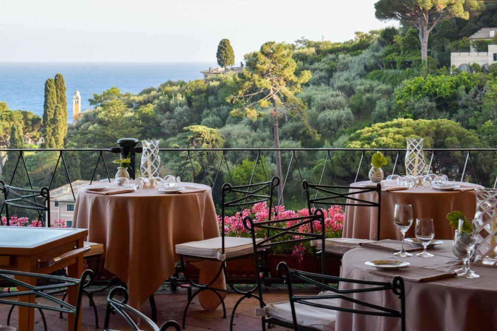 Le Restaurant La Terrazza est