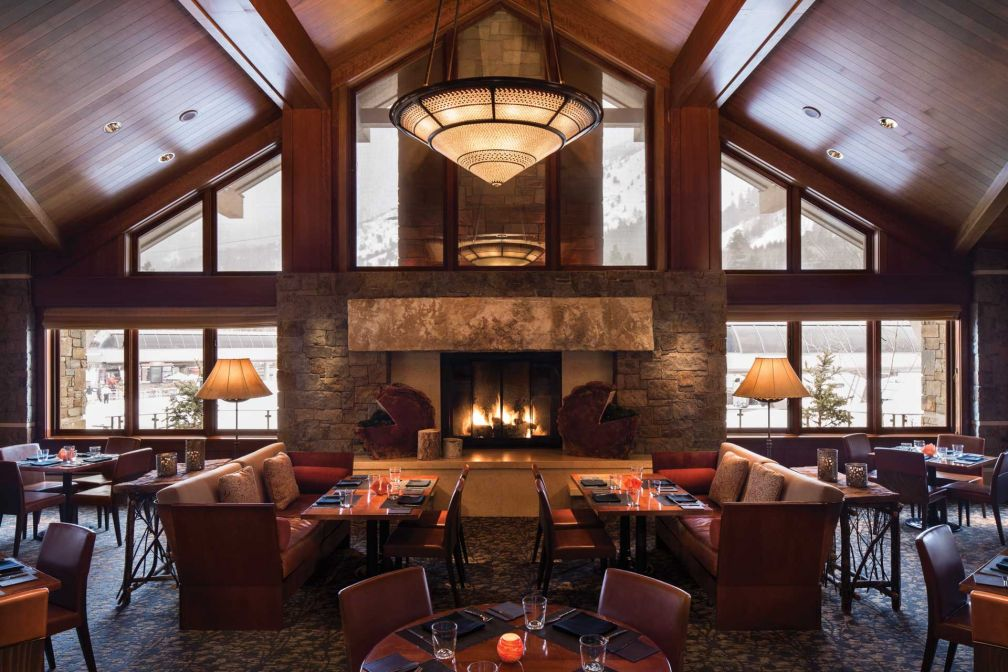 Ambiance chic et luxueuse au Four Seasons Resort and Residences Jackson Hole © Four Seasons