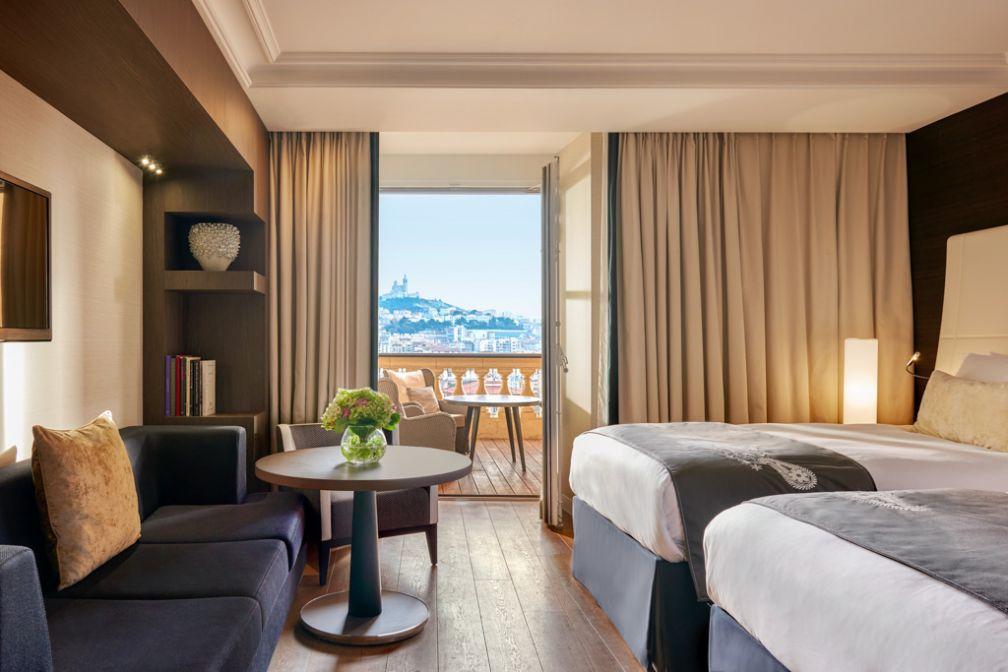 Chambre Executive avec terrasse privative : la catégorie de chambre recommandée © IHG