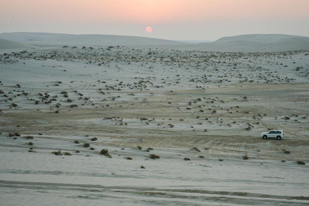 Aucun séjour à Doha ne saurait être complet sans un détour par le désert © YONDER.fr