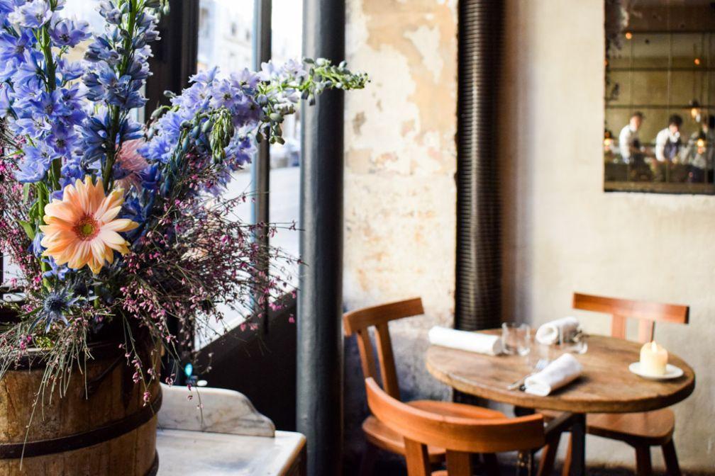 Décoration florale champêtre du meilleur goût © YONDER.fr