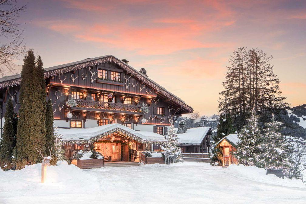 L'hiver prend ses quartiers aux Chalets du Mont d'Arbois © Four Seasons
