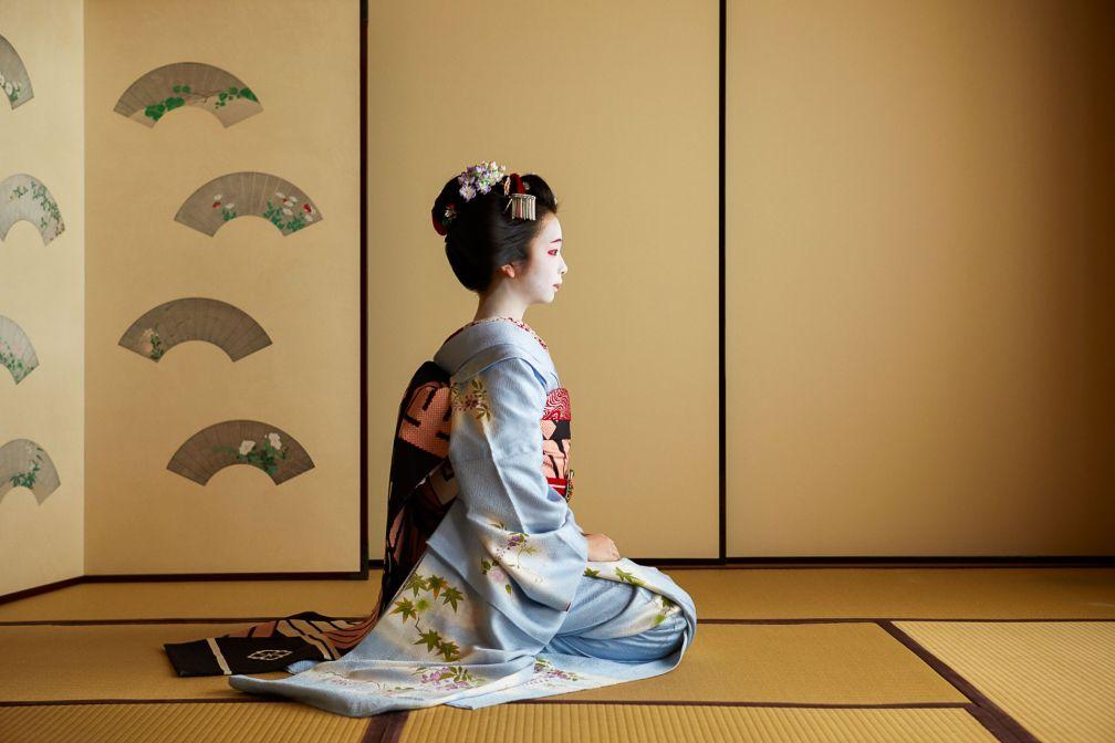 Aman Kyoto proposera à ses guests de nombreuses expériences pour s'immerger dans la culture japonaise traditionnelle © Aman