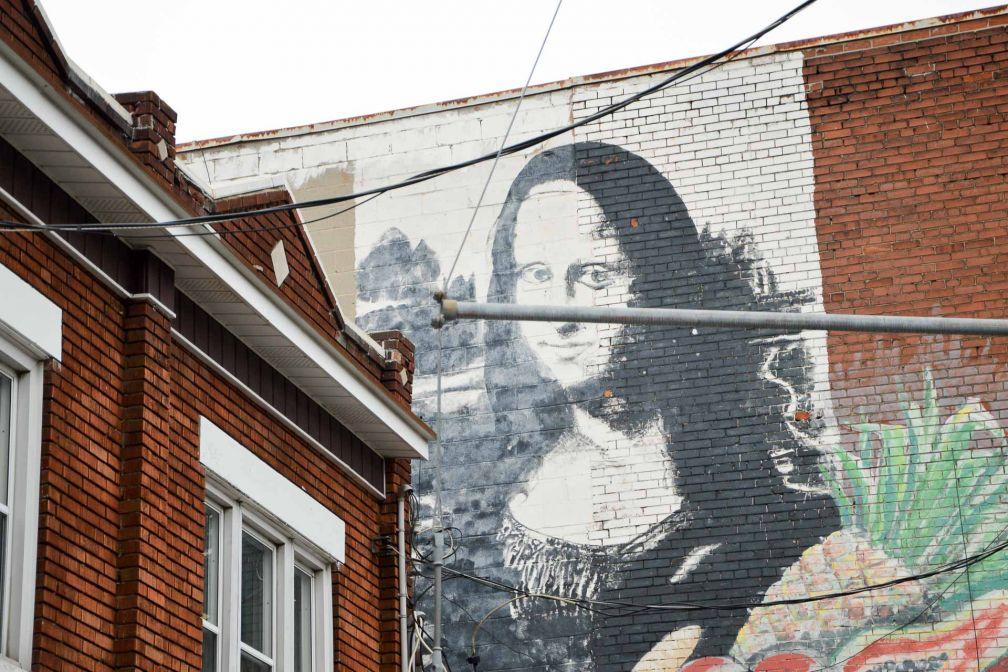 Street art dans les rues de Toronto © Camille Hispard