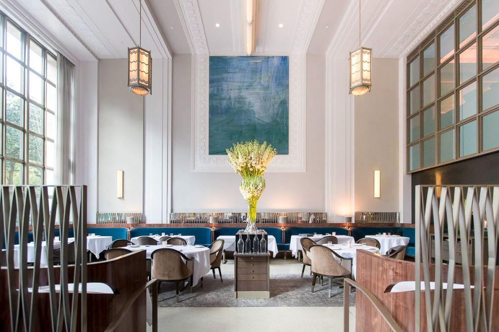 La salle à manger d'Eleven Madison Park © Gary He