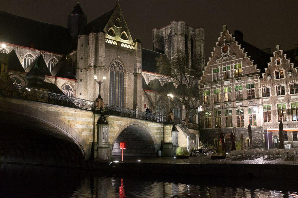 Gand la nuit : une atmosphère magique © Yonder.fr
