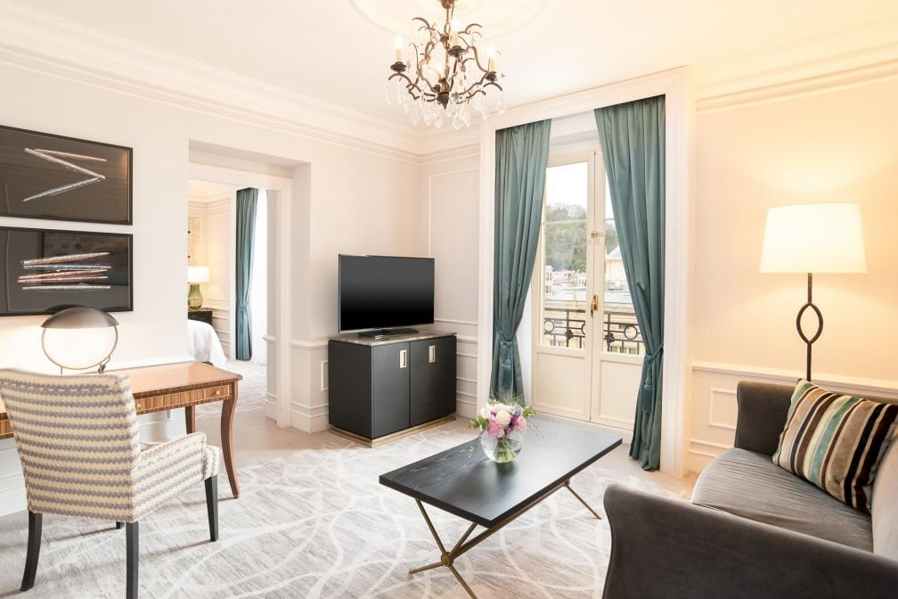 Junior Suite © Hotel Maria Cristina