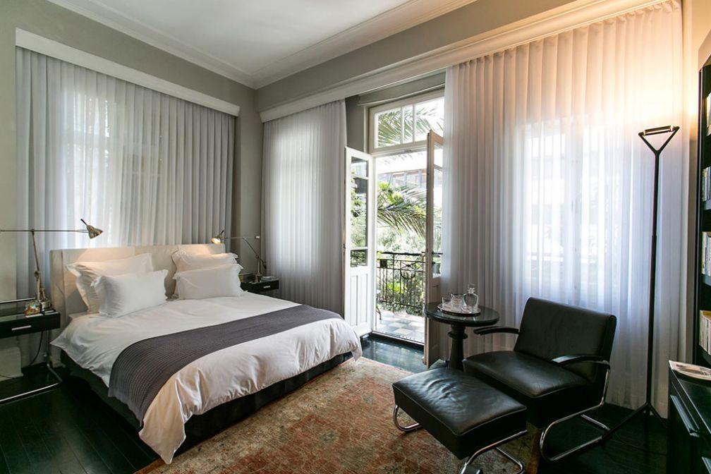 Le Montefiore est l'hôtel de luxe le plus exclusif et le plus intimiste de la ville avec seulement 12 chambres et suites © Hotel Montefiore