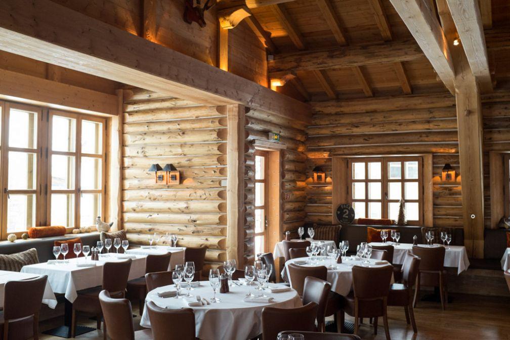 La Rôtisserie est le restaurant décontracté des Barmes © YONDER.fr