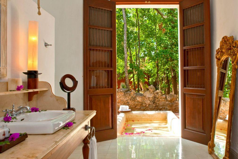 La plupart des chambres et suites s'ouvrent sur un jardin © Luxury Collection / Starwood