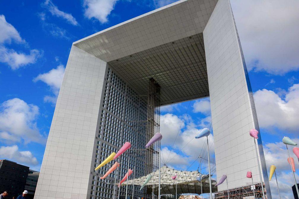 La Grande Arche de la Défense © Emmanuel Laveran