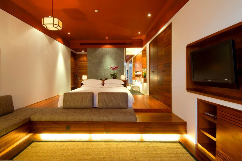 Les chambres Executive Garden View offrent le meilleur rapport qualité-prix de l'hôtel © URBN