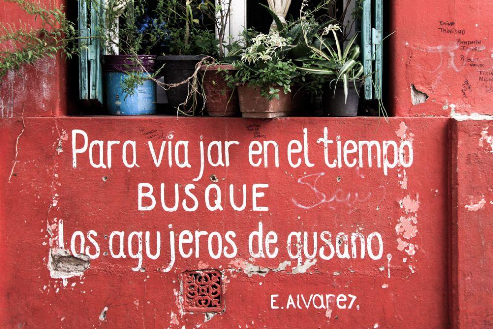 Pour voyager dans le temps, trouvez les Trous de Ver - E. Alvarez | © Cédric Aubert
