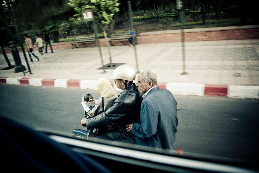 Dans les rues de Marrakech | © Flickr CC – Chris Zielecki -  https://flic.kr/p/aaTgtM