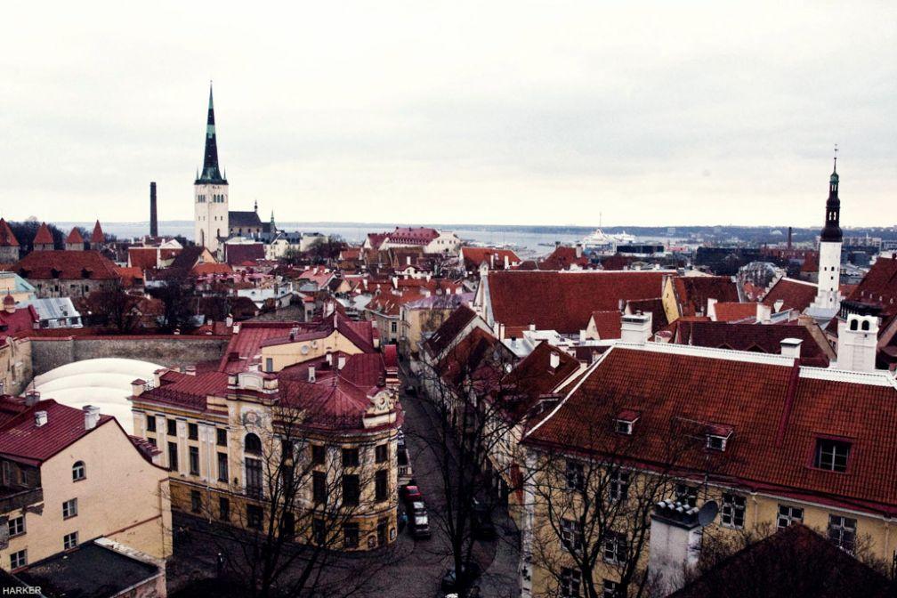 La vieille ville de Tallinn vue depuis Toompea, la ville haute | © 500px CC – ##Liz Harker@@http://bit.ly/1zfnY8v