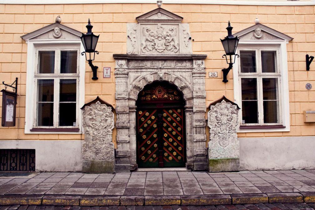 Porte dans la vieille ville | © 500px CC – ##Liz Harker@@http://bit.ly/1As7XkG