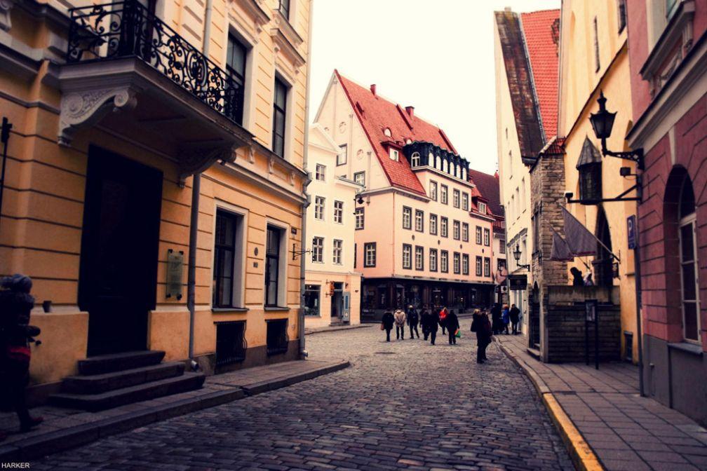 Le centre historique de Tallinn est classé au Patrimoine mondial de l'UNESCO | © 500px CC – ##Liz Harker@@http://bit.ly/1Fu5wOm