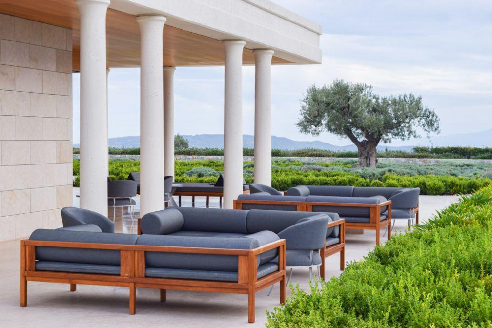La très agréable terrasse du bar © Yonder.fr