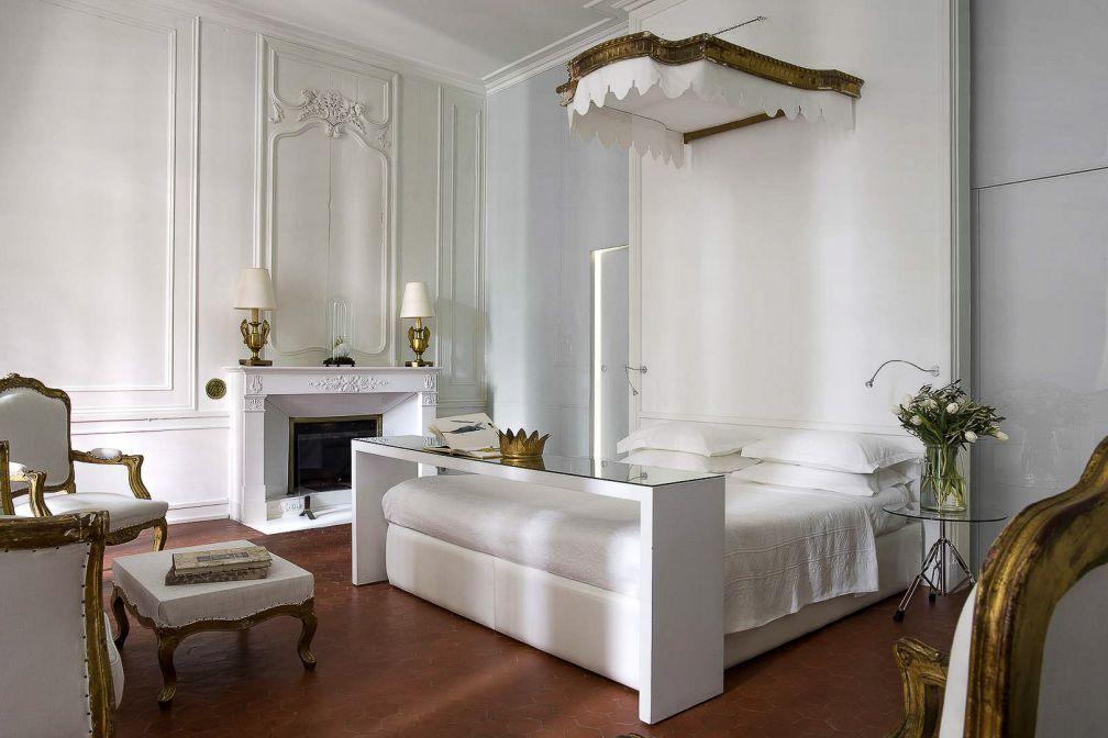L'Hôtel Particulier est le 5-étoiles le plus luxueux d'Arles © DR