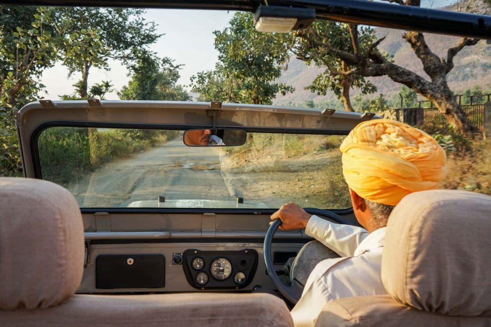 Excursion matinale en direction du Bhangarh Fort © YONDER.fr