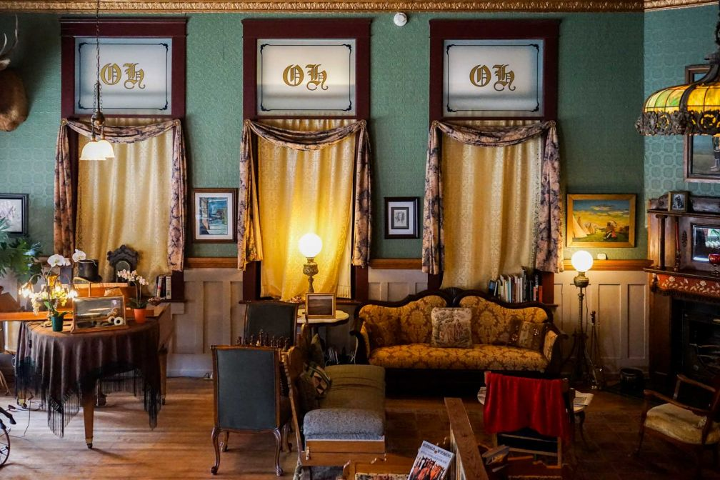 Voyagez dans le temps à The Occidental Hotel, à Buffalo © YONDER.fr
