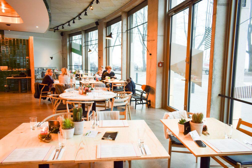 Die gute Botschaft, le nouveau restaurant de Tim Mälzer, le