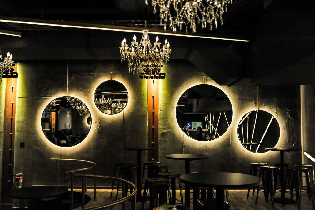 L'hôtel dispose de son propre club au décor léché © MC-Pix