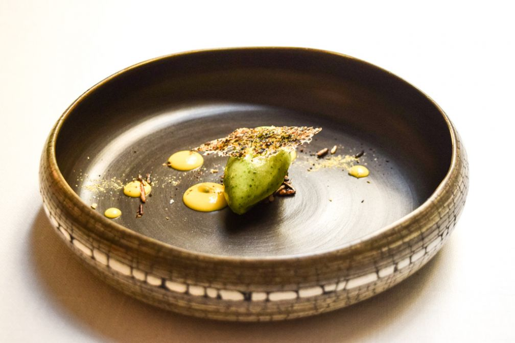 Sorbet aux herbes et passion © Yonder.fr