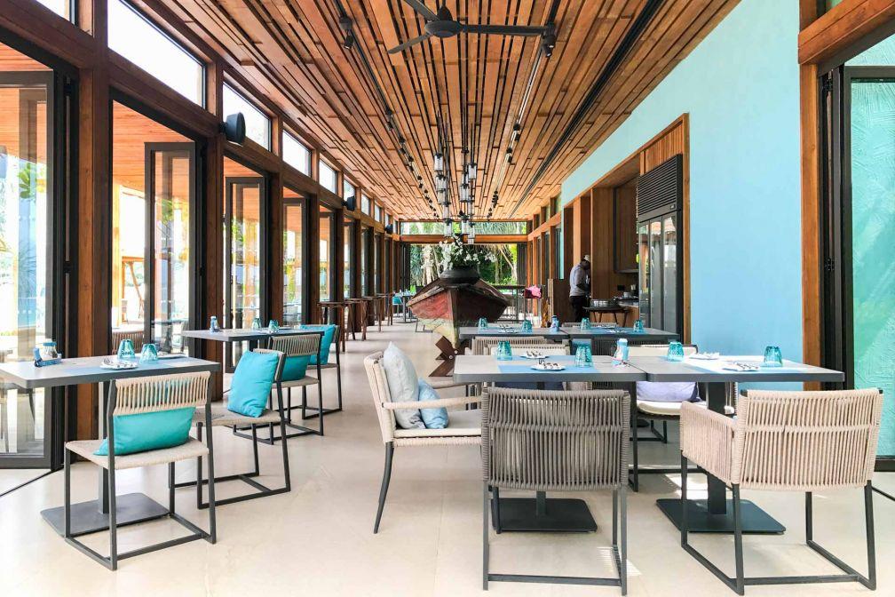 Restaurant le Rak Talay © Camille Weyl
