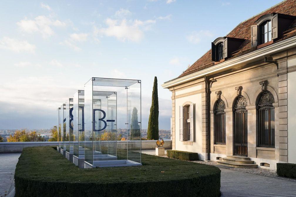 À quelques kilomètres de la Vieille ville de Genève, la Fondation Bodmer surplombe le lac Léman © Fondation Bodmer