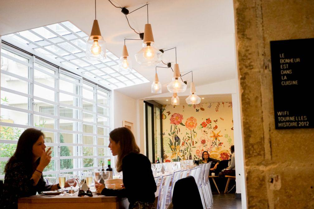Pendant six mois, For the Love of Food investit un atelier de cuisine du 3ème arrondissement, dans le Marais © Alicia Dorey