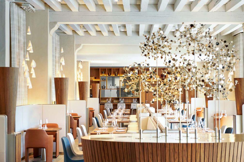 Le restaurant Épona met à l'honneur la gastronomie lyonnais © Eric Cuvillier