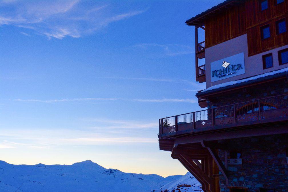 Le Koh-I Nor est l'un des 5-étoiles plus hauts d'Europe © Emmanuel Laveran