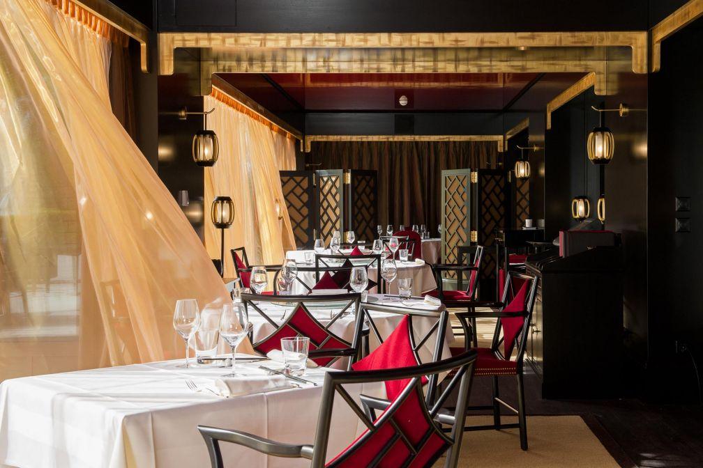 Le restaurant étoilé Tsé Fung est l'une des meilleures tables de gastronomie chinoise de Suisse © G. Gardette
