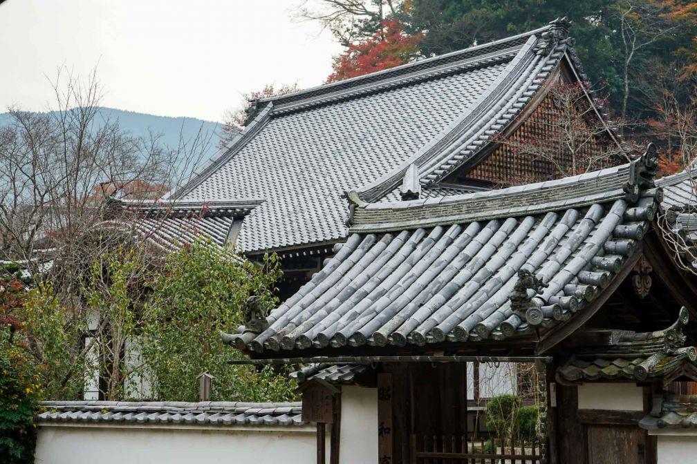 Le temple Hase-dera, près de Sakurai © YONDER.fr