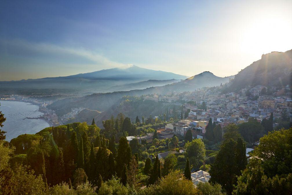 Vue sur Taormina © Belmond