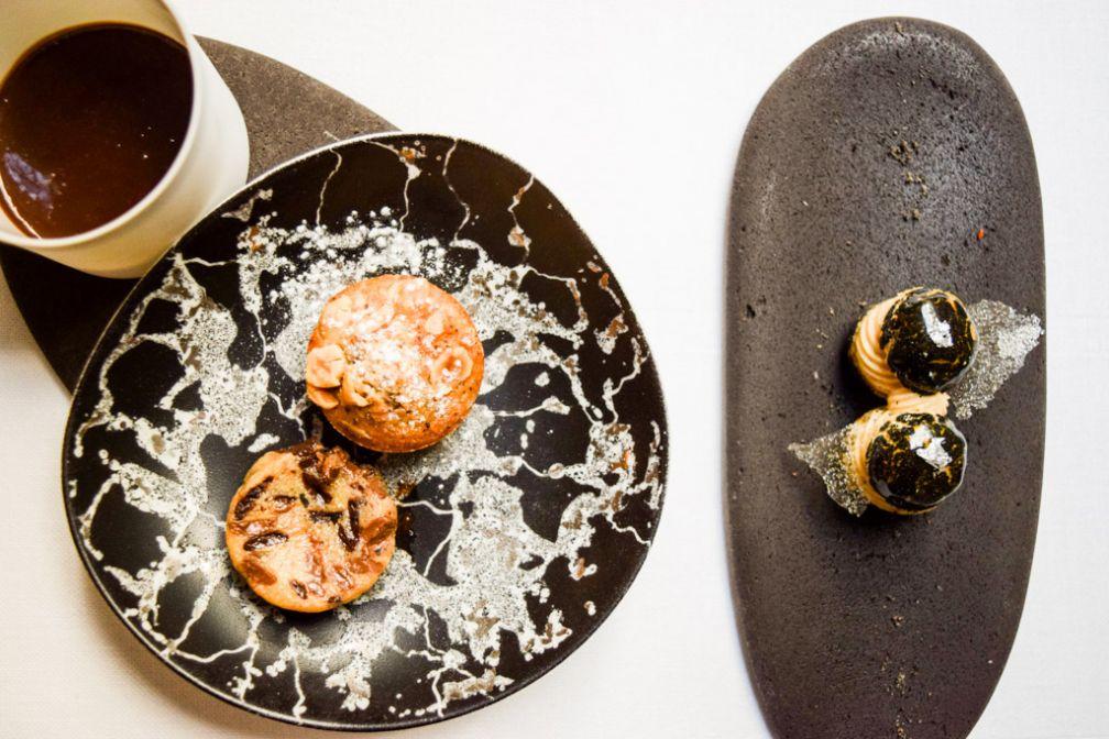 Gourmandises et mignardises © Yonder.fr