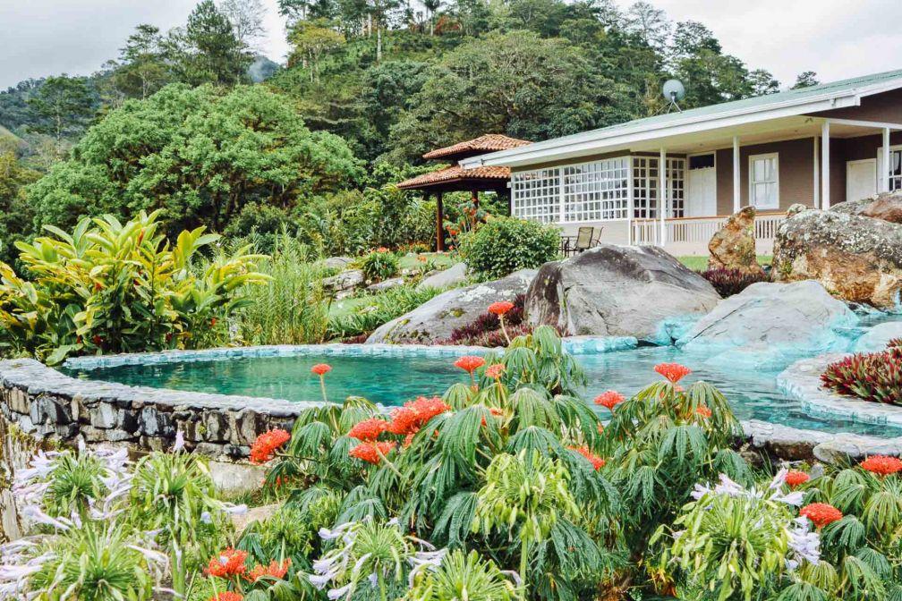 La splendide Hacienda Orosi, à deux pas du Parc national Tapanti (Costa Rica) © Constance Lugger
