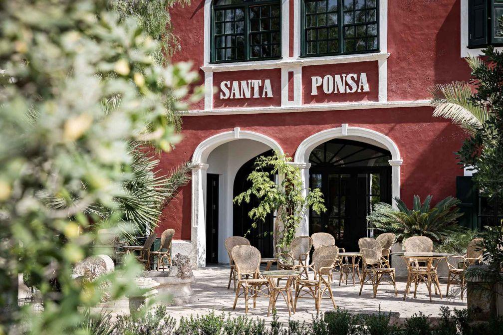 Santa Ponsa est l'autre finca composant Fontenille Menorca © Yann Deret