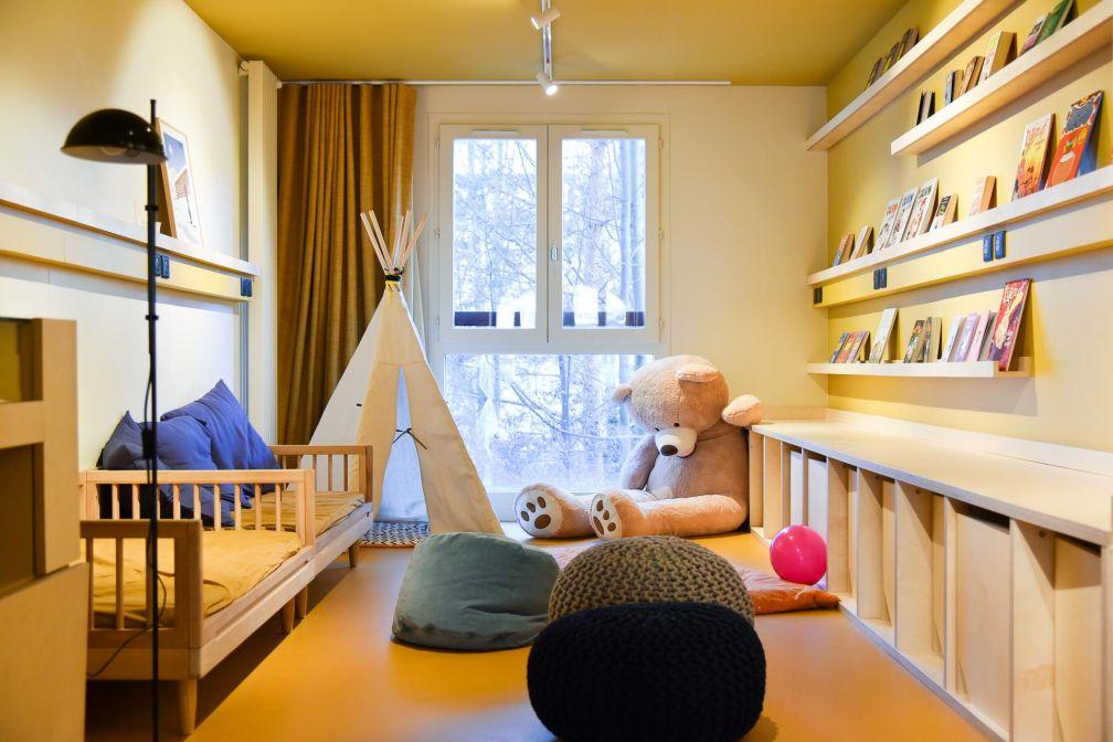 L'hôtel dispose d'un Kids' Palace, accueillant les enfants de 4 à 12 ans © DR