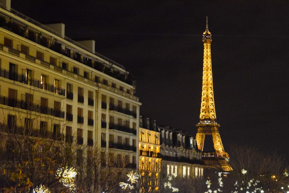 Vue sur la Tour Eiffel © Yonder.fr
