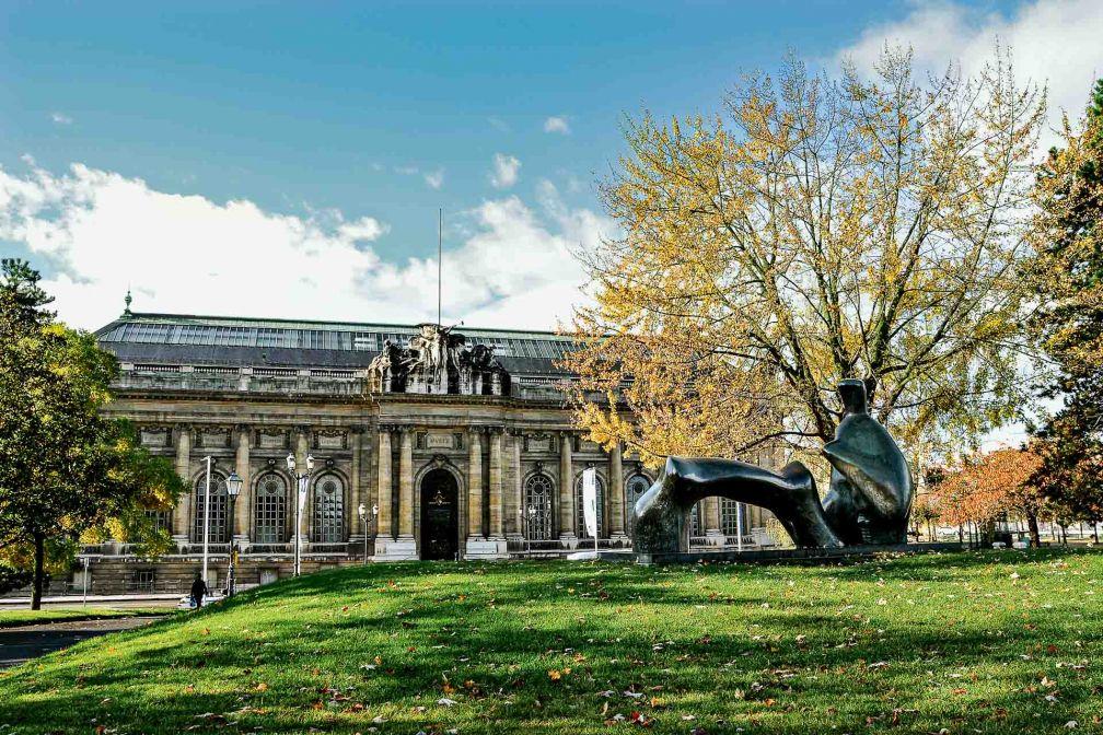 Le Musée d'art et d'histoire de Genève © DR