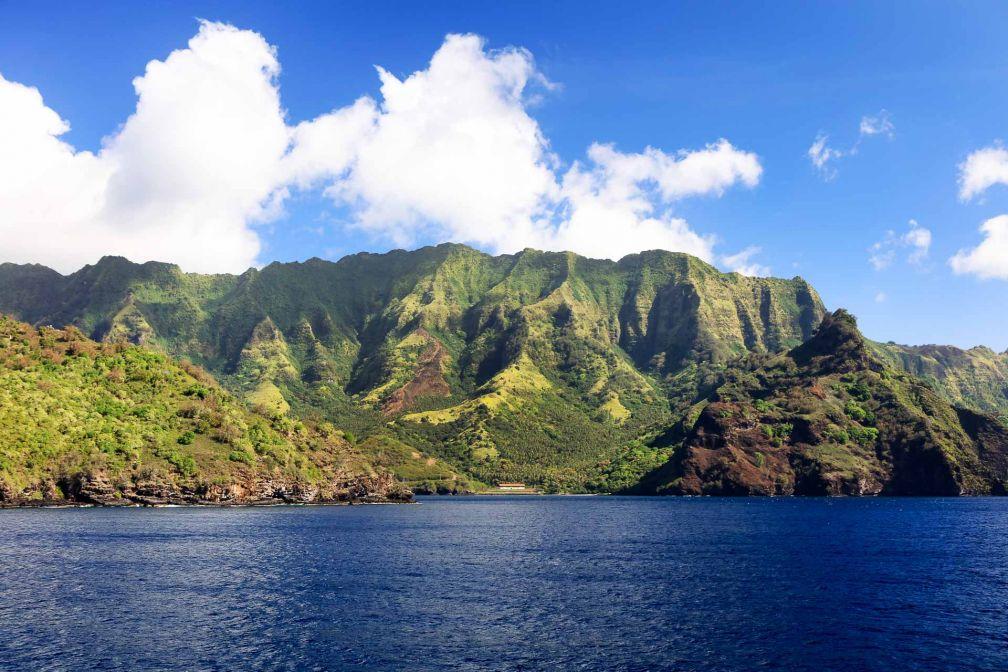 Tahuata, la plus petite île habitée des Marquises © Tahiti Tourisme