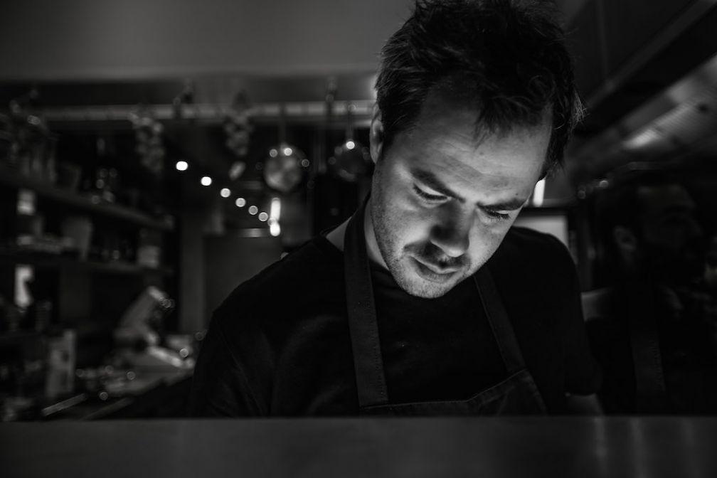 Olly Ceulenaere, l'un des trois Flemish Foodies, est l'un des fers de lance de la nouvelle scène gastronomique gantoise © Piet De Kersgieter