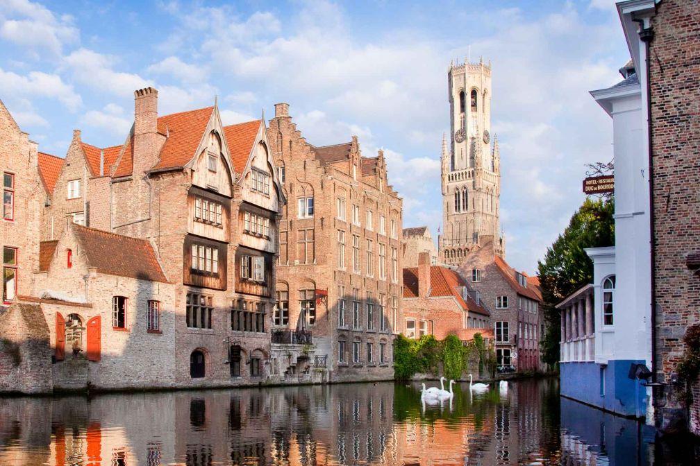 Bruges, une ville au charme mystérieux à (re)découvrir en toute saison © Jan D'Hondt