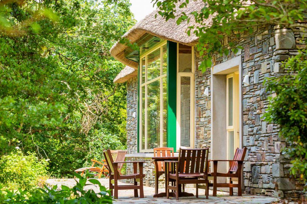 Sheen Falls Lodge - Garden Cottage © DR